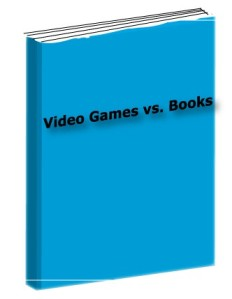 reading vs. video games